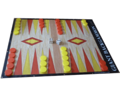 backgammon game rental