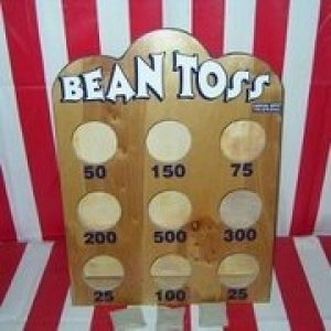 Bean Bag Toss Carnival Game