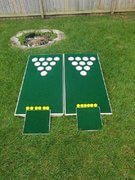 beer pong golf