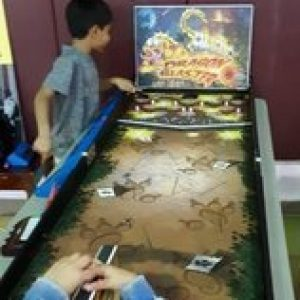 Dragon Shuffleboard Game