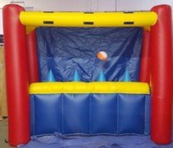 Hover-ball Shooting Game