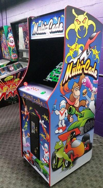 multi arcade machine rentals nyc