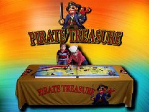 Pirate Treasure Giant Game Rental