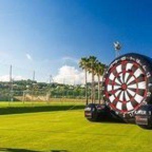 Giant Golf / Dart